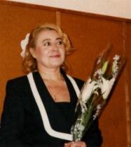 Оксана Бондаренко - О своих педагогах