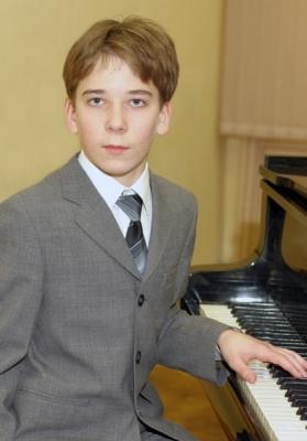 Пианист Давид Френклах