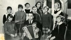 Из истории отдела народных инструментов