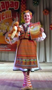 """Образцовый хореографический ансамбль """"Юность"""""""