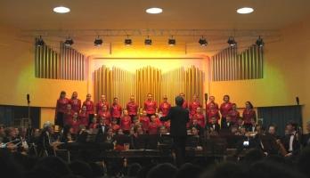 Юбилейный концерт И.М.Красильникова