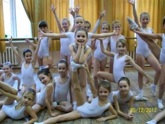 Ансамбль современного танца «Акварель»