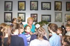 В ЦДШИ открыта выставка работ педагогов-художников