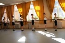 Областные методические уроки хореографического отделения