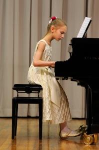 Пианистка Мария Данилина