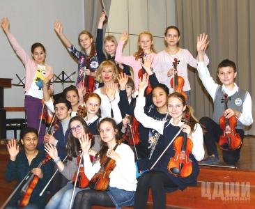 Ансамбль скрипачей «Вокруг света»