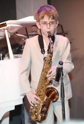Саксофонист Даниил Богословский