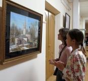 Традиции и новации русской акварели