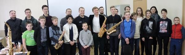 Петербургские мастер-классы