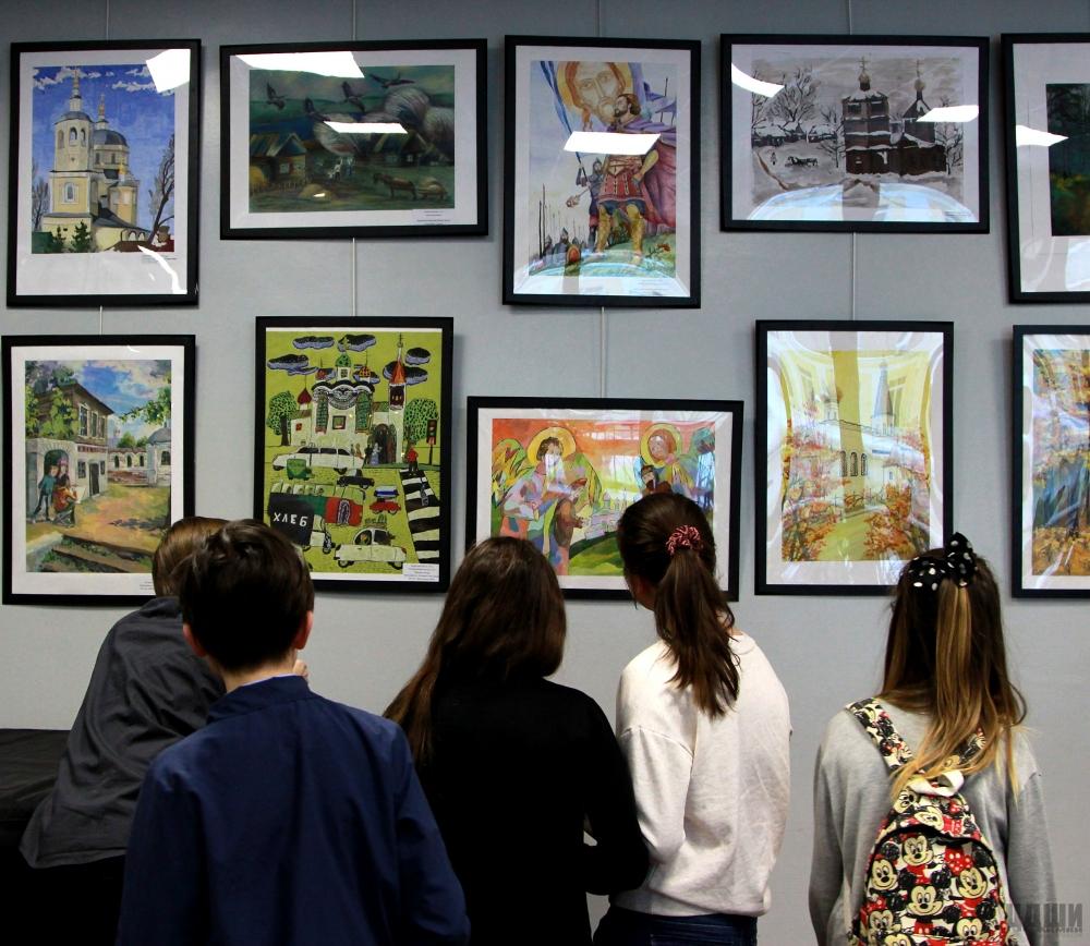 Детская школа искусств города Химки