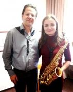Светлана Иванова на Международных мастер-классах в Германии