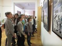Знакомство с творчеством Павла Бунина в художественной картинной галерее имени С.Н. Горшина