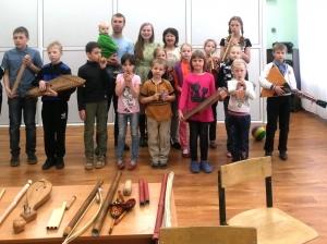 Выездной музей крестьянской музыки