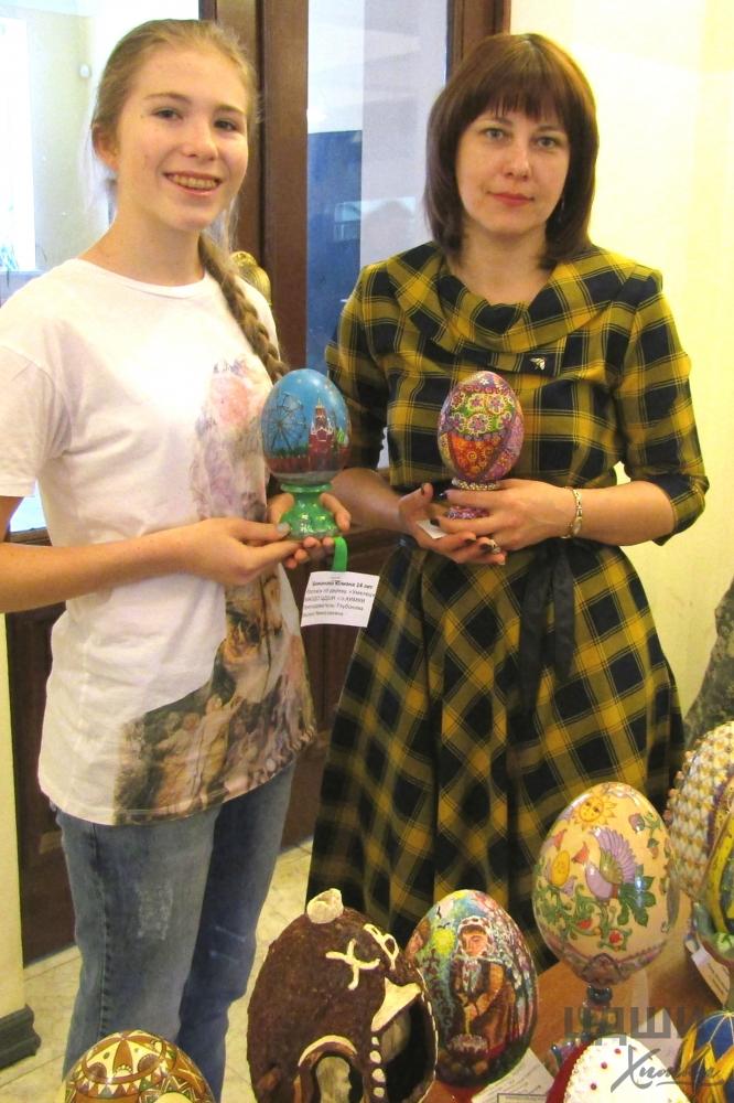Международный конкурс пасхальное яйцо 2017 итоги
