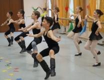 Посвящение в волшебное королевство Танца