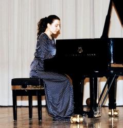 Карина Мнацаканова - Лауреат конкурса